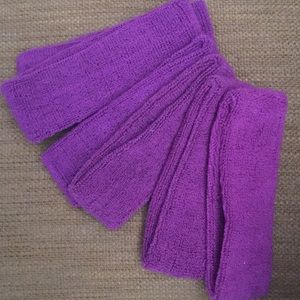 Headbands for makeup removal or 80s workout! All 6